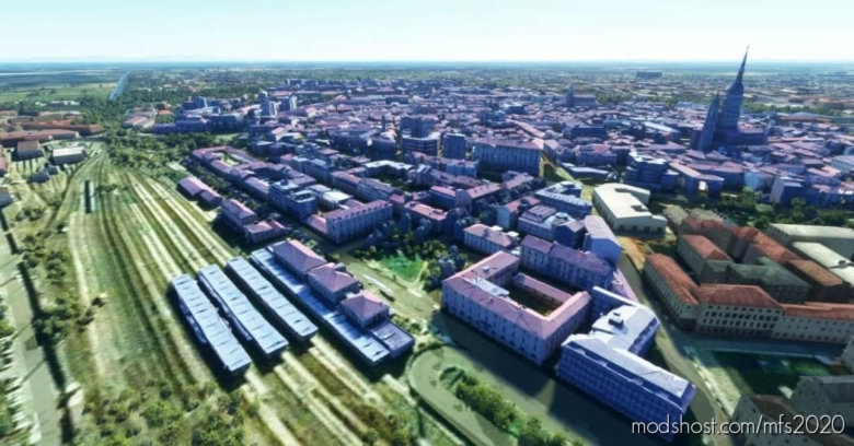 Novara for Microsoft Flight Simulator 2020