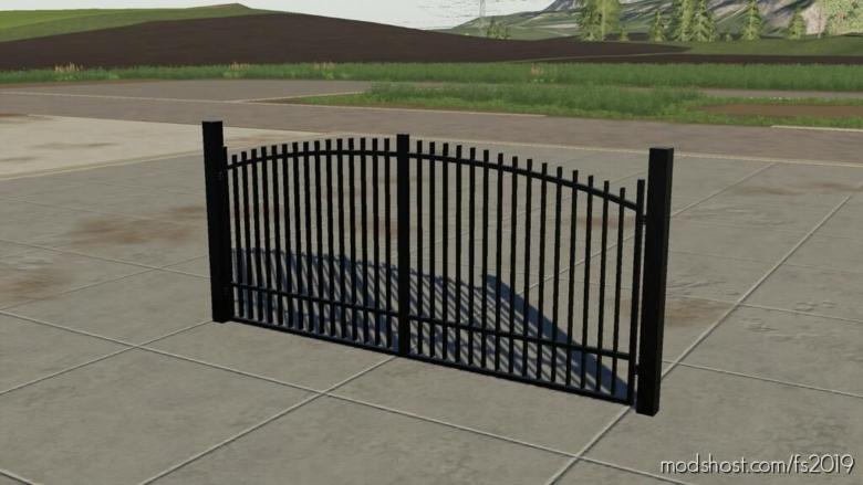 Polish Fence Pack for Farming Simulator 19