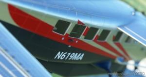 Maverick Airlines Cessna 208B Grand Caravan EX Livery for Microsoft Flight Simulator 2020