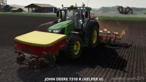 Light Control V2.0 for Farming Simulator 19