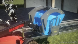 Robert BMV33 for Farming Simulator 19