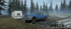 Generic 1500 Pickup Truck V1.0.1 for SnowRunner