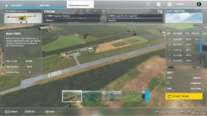 Scania Bush Trip for Microsoft Flight Simulator 2020