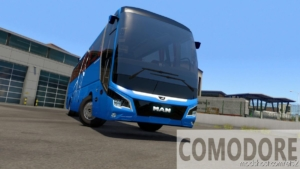 MAN Lion's Coach CC And CL 2020 V2.5 [1.38.X] for Euro Truck Simulator 2