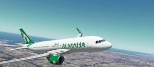 A32N AL Maha Airways for Microsoft Flight Simulator 2020