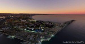 Durban Harbor Buildings1 for Microsoft Flight Simulator 2020