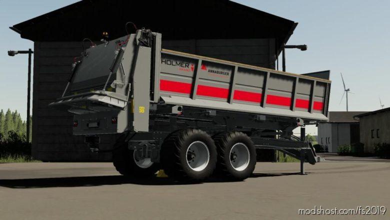 Annaburger XM3 for Farming Simulator 19