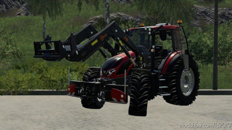 Valtra G Serie V2.1 for Farming Simulator 19