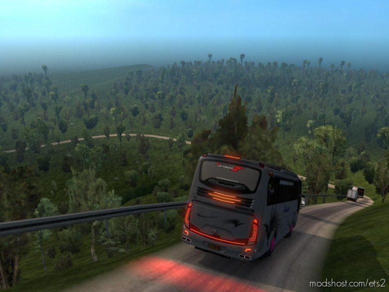 Project Imagination Map [1.35 – 1.38] for Euro Truck Simulator 2