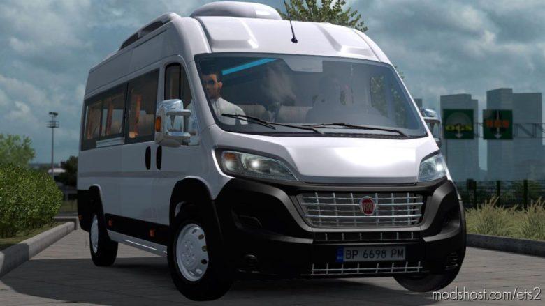 Fiat Ducato V1R40 [1.38] for Euro Truck Simulator 2