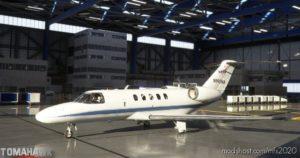 Nasa Cessna Citation CJ4 for Microsoft Flight Simulator 2020