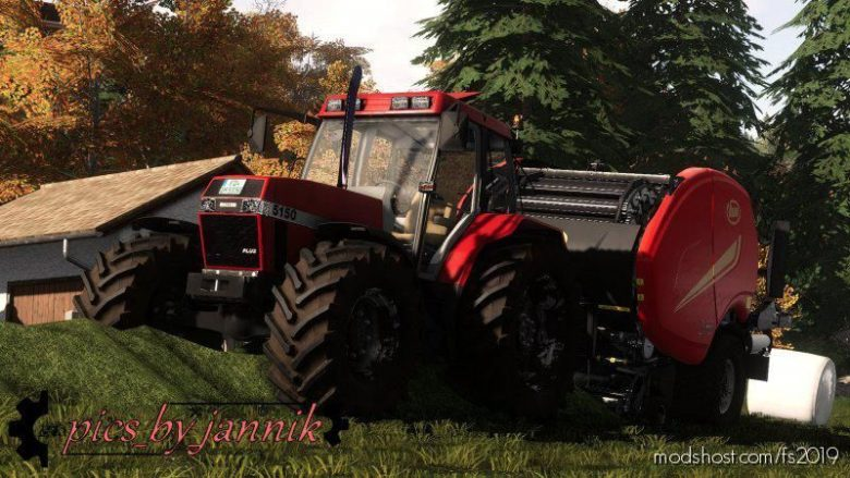 Case Maxxum 5150 for Farming Simulator 19