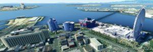 Osaka Japan for Microsoft Flight Simulator 2020