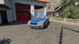 Radiowoz Policji BMW V1.1 for Farming Simulator 19