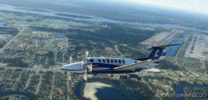 Above Alaska Aviation King AIR 350 for Microsoft Flight Simulator 2020