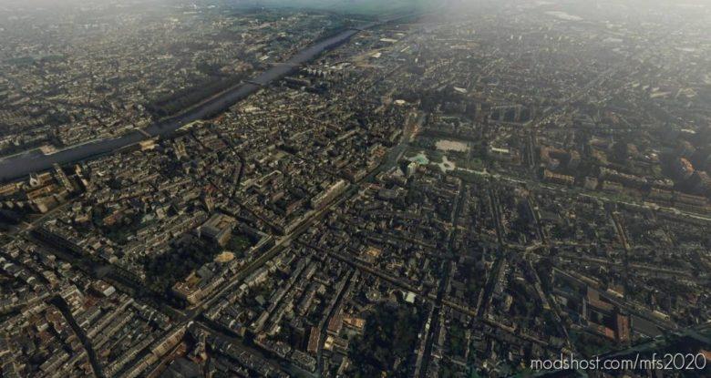 Angers City for Microsoft Flight Simulator 2020