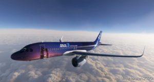 ANA Kimi NO NA WA for Microsoft Flight Simulator 2020
