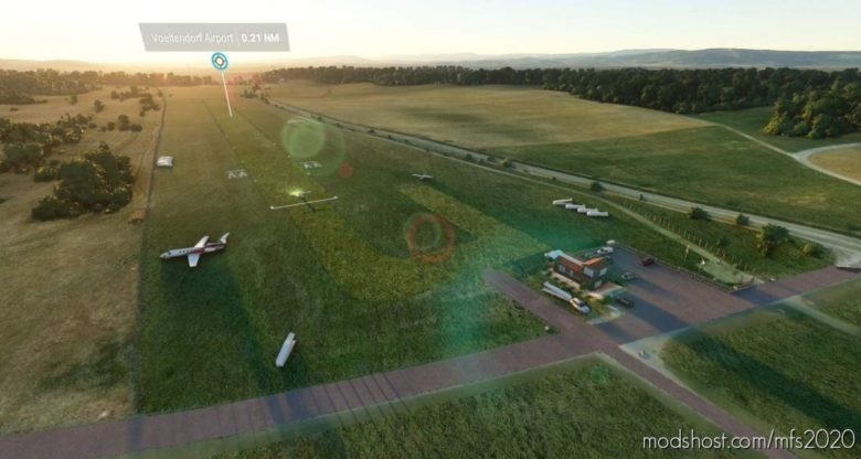 [Load] – Voeltendorf Airfield, Austria V0.3 for Microsoft Flight Simulator 2020