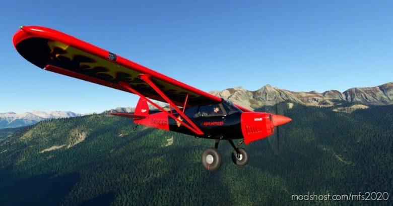 Xcub Danger Supreme for Microsoft Flight Simulator 2020