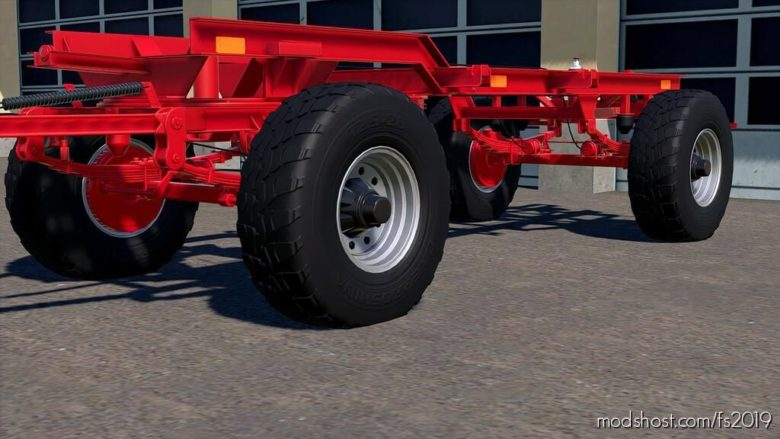 Otico OTU27 / Dneproshina U27 for Farming Simulator 19