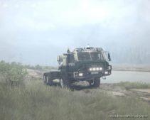 DAN 96320 (BAZ-6402) Truck for MudRunner