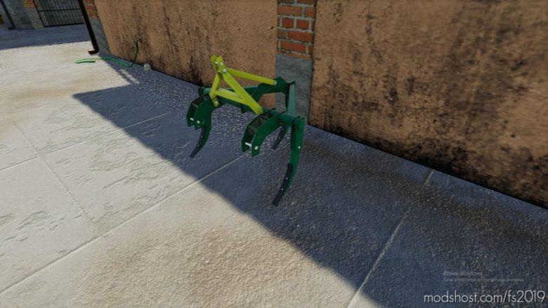 Agromerkur PD3 for Farming Simulator 19