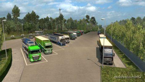 AI Truck Speed For Truck Traffic Pack Jazzcat V1.4 [1.38] for Euro Truck Simulator 2