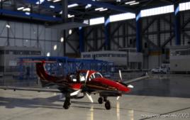 Diamond DA62 X Series (6 Colours) for Microsoft Flight Simulator 2020