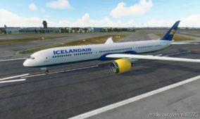 Boeing 787-10 Icelandair for Microsoft Flight Simulator 2020