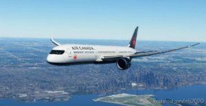 AIR Canada Boesing 787-10 V1.1 for Microsoft Flight Simulator 2020