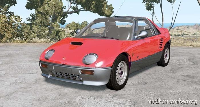 Autozam AZ-1 (Pg6Sa) 1992 for BeamNG.drive