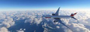 B787 Swiss for Microsoft Flight Simulator 2020
