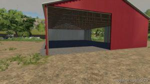American Shed for Farming Simulator 19