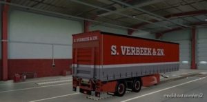 Trailer Verbeek Update For Ownable for Euro Truck Simulator 2