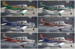 Bonanza Turbo for Microsoft Flight Simulator 2020