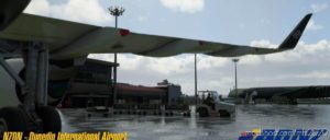 Nzdn – Dunedin International Airport for Microsoft Flight Simulator 2020