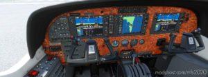 Cessna C 208 Grand Caravan Panel File for Microsoft Flight Simulator 2020