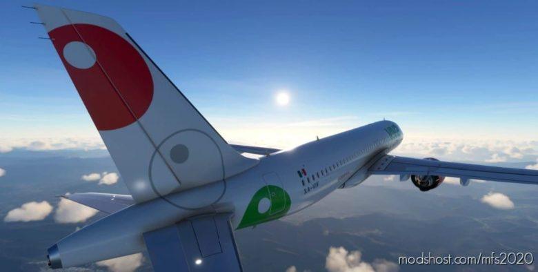 Vivaaerobus – 8K for Microsoft Flight Simulator 2020