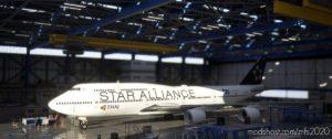 747-8I Thai Airways Star Alliance for Microsoft Flight Simulator 2020