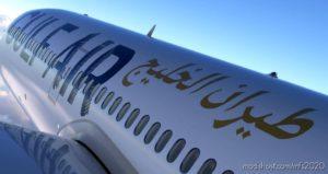 Gulf AIR B787 4K for Microsoft Flight Simulator 2020