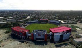 OLD Trafford Cricket Ground, Manchester, England for Microsoft Flight Simulator 2020