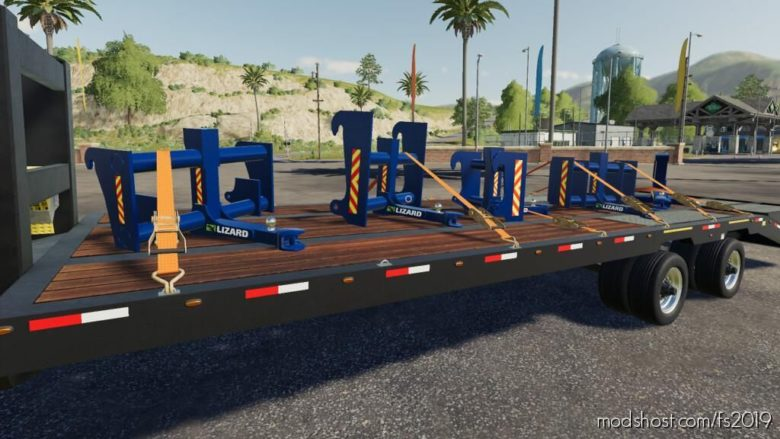 Multi-Hitch for Farming Simulator 19