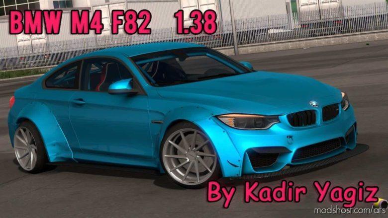BMW M4 V4.1 -Upgrade- [1.38.X] for American Truck Simulator