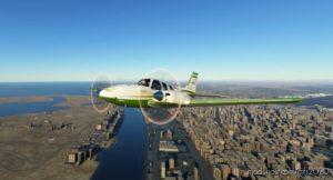 Beechcraft Baron G58 'World Tour' for Microsoft Flight Simulator 2020