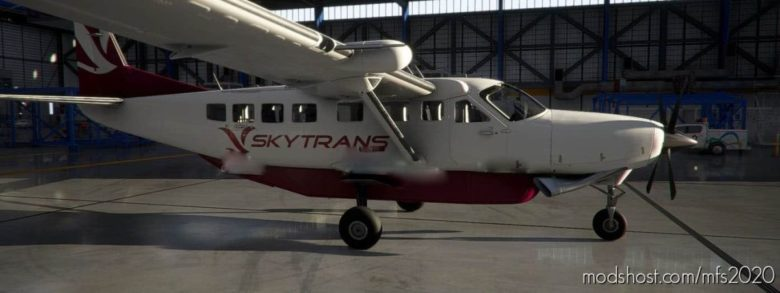Australia Skytrans Caravan 208 for Microsoft Flight Simulator 2020