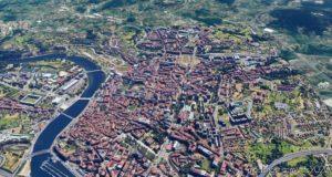 Pontevedra City for Microsoft Flight Simulator 2020