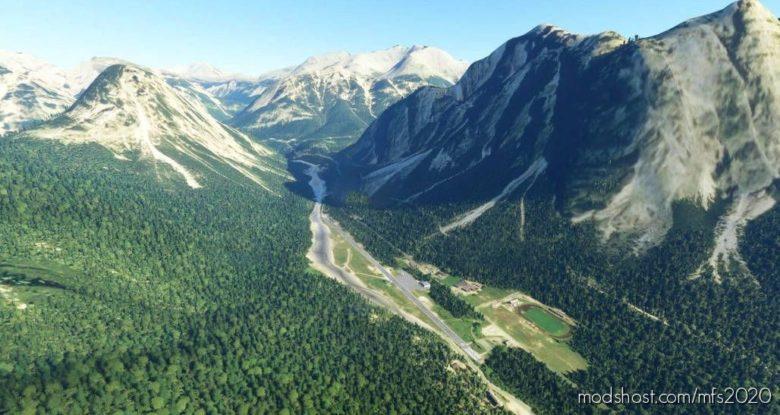 Cortina D'Ampezzo Airport for Microsoft Flight Simulator 2020