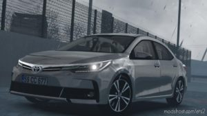 Toyota Corolla 2018 V1R40 [1.38] for Euro Truck Simulator 2