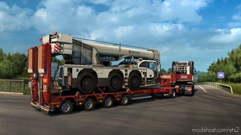 Cargo Pack Addons For EAA V1.1 for Euro Truck Simulator 2