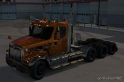 Westernstar 49X Cargo Truck [1.38] for Euro Truck Simulator 2